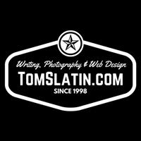 TomSlatin.com Geocoin