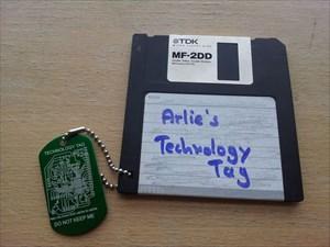 Arlie´s Technology Tag