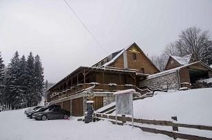 Inovecká chata súčasnosť
