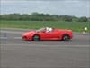 Ferrari - in red, naturally