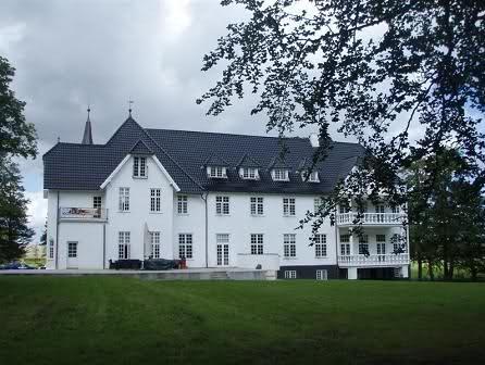 Grøngrøft Slot