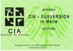 CIA Subversion in Melle