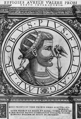 Kaiser Probus, 232-282 n.Chr.