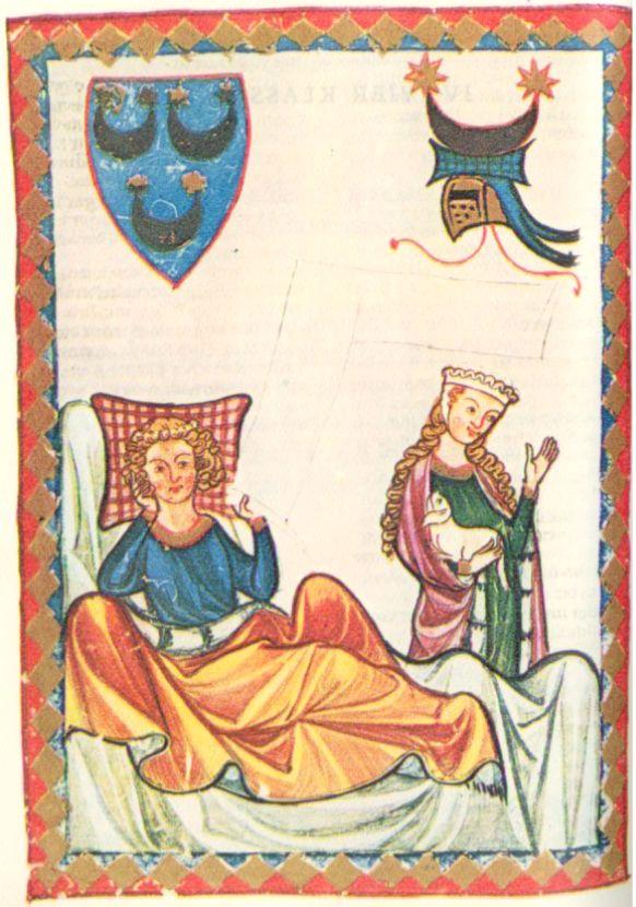 Her Heinrich von Morungen