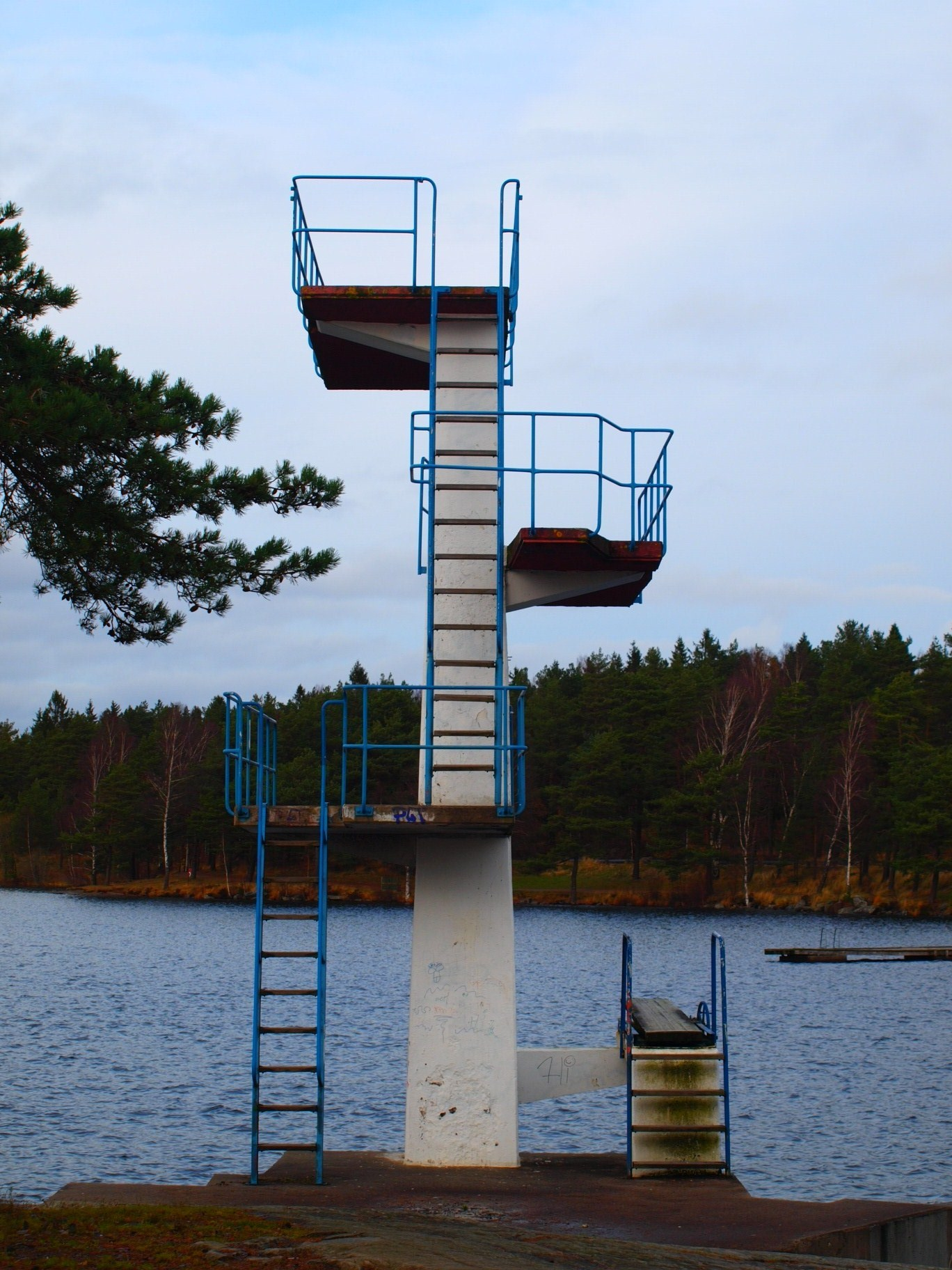 Jumping Tower