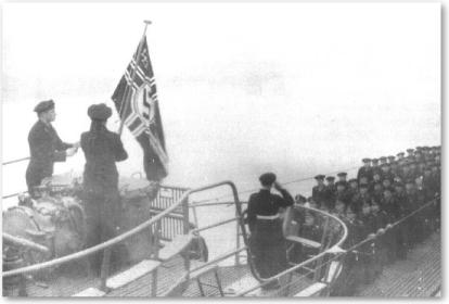 Posádka U-864