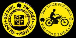 Look Twice Coin