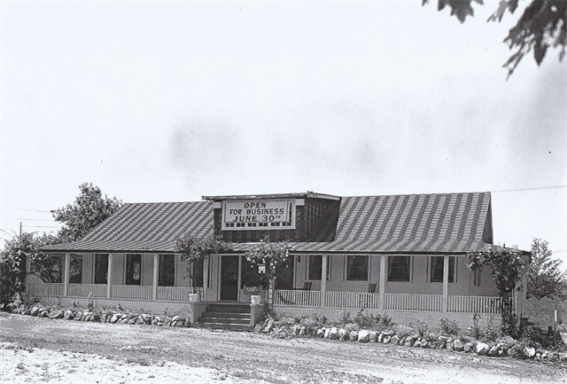 Gc3whec Local History Then Now Rose S Hi Way Inn
