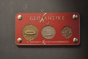 GeoXantike As Geocoin