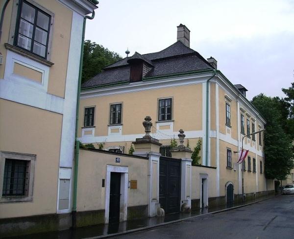 Hofmannsthal-Schlössl
