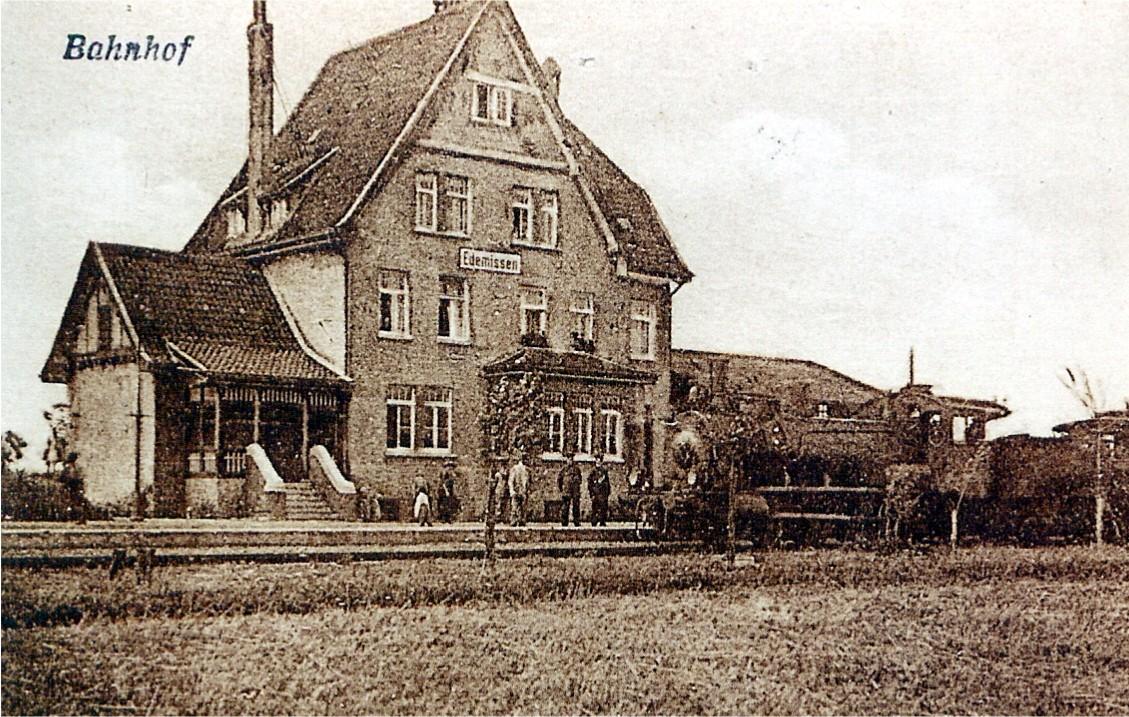 Peine Bahnhof