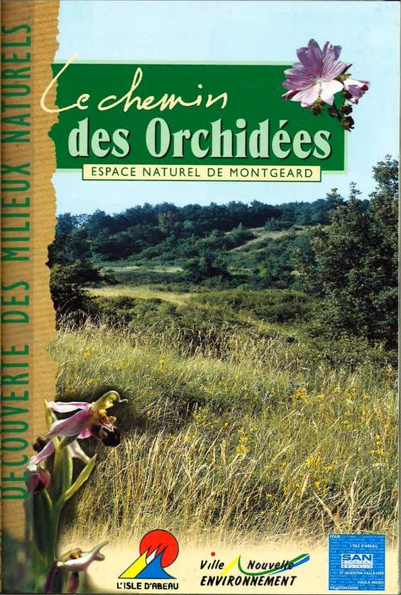 Livret pédagogique du chemin des orchidées