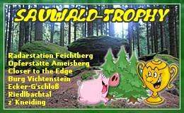 Banner: Sauwald-Trophy