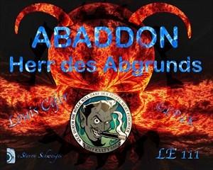 Difficulty 666 Geocoin *ABADDON - Herr des Abgrund