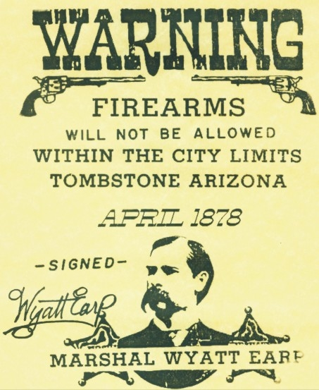 Image result for no guns in the old west