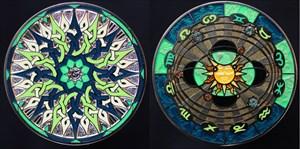 Compass Rose Geocoin 2011 - Yemonlight