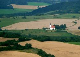 Kostel sv. Vavřince ve Zdouni