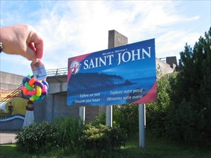 Welcome to - Bienvenue à Saint John