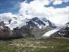 Mt. Athabasca & the Athabasca Glacier