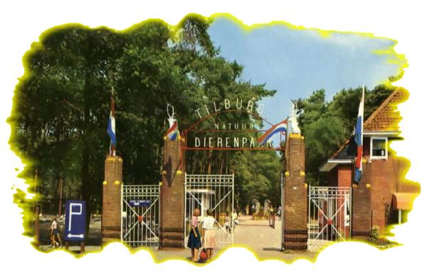 Ingang Dierenpark