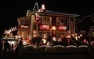 Das Weihnachtshaus 2011