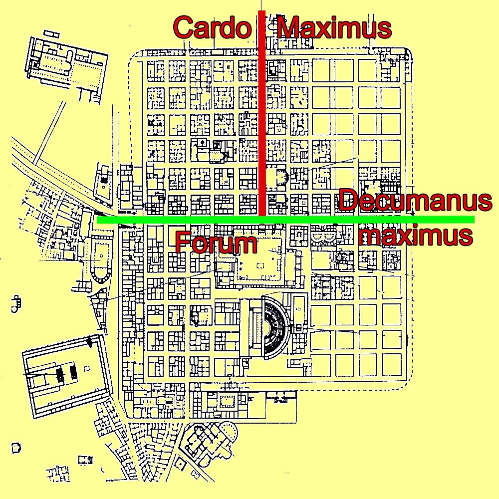 Gc7vcy7 Julia Passe Par Le Decumanus Maximus Traditional Cache In