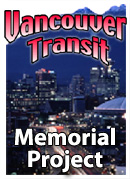 Vancouver Transit Memorial Project