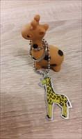 Raffie the Giraffe Tag