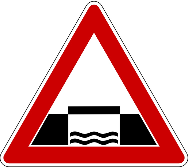 Achtung Brücke