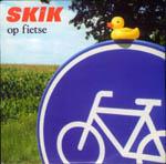metSKIK op fietse