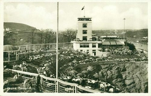 Barrandovské terasy 1930