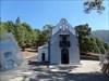 Virgen del Pino -revivió a rural chapel on the island of La Palma in the Atlantic Ocean