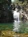 Mysterious Waterfall log image