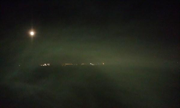 Nacht auf den Feldern