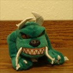 The Happy Hodag!