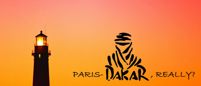 Paris-Dakar, Really?