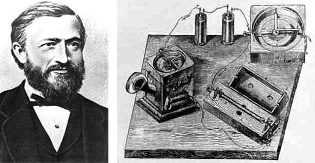 Erfinder Des Telefons
