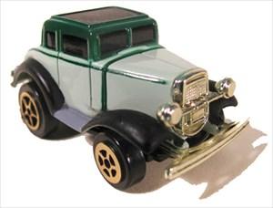 Oldbennys Car