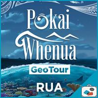 GeoTour: Tuia Mātauranga - Pōkai Whenua: Rua