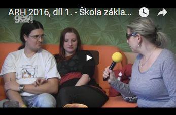 Videozpravodajství č.1 - klikem spustit
