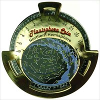 Northern Planisphere - front