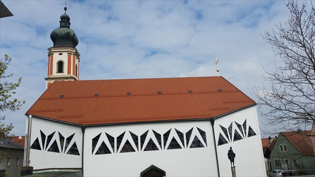 Stadtpfarrkirche Roding