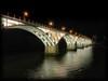 Ponte Sarmento Rodrigues de noite...