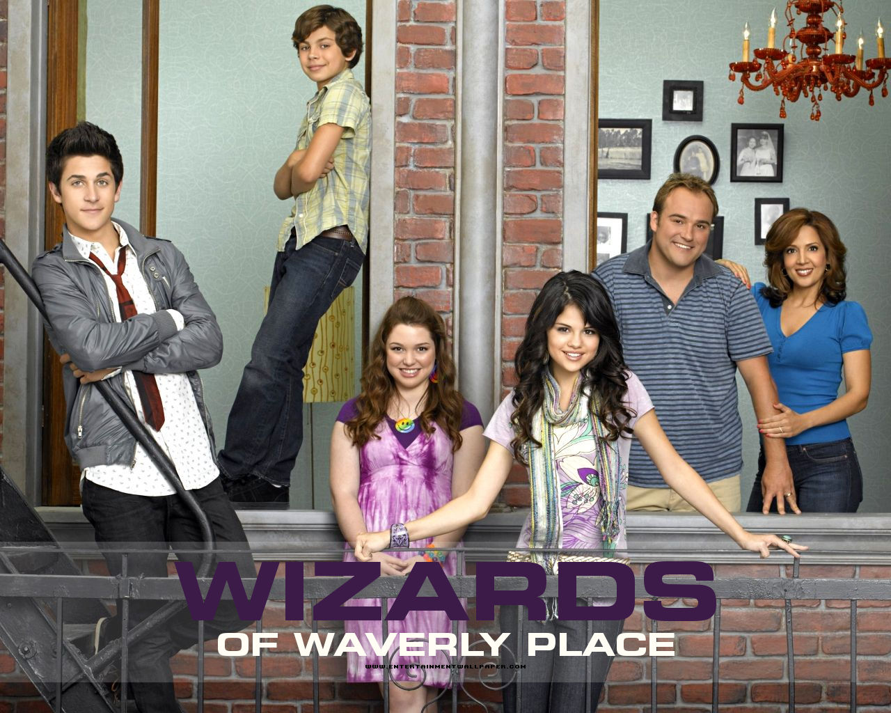 GC406G2 TTV:Wizards of Waverly Place (Traditional Cache ...