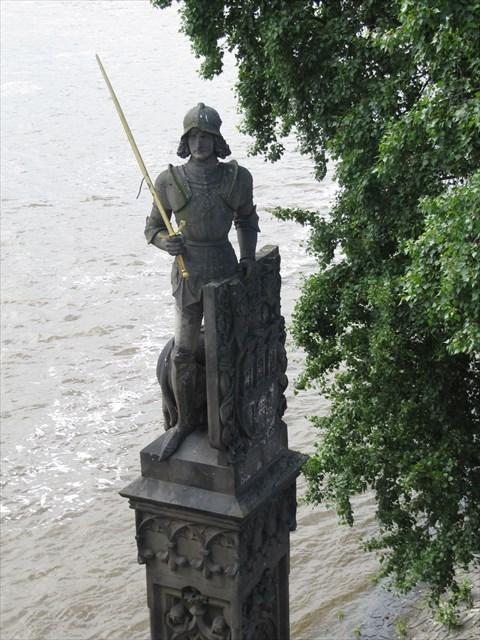 socha Bruncvika