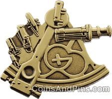 Sextant Geopin
