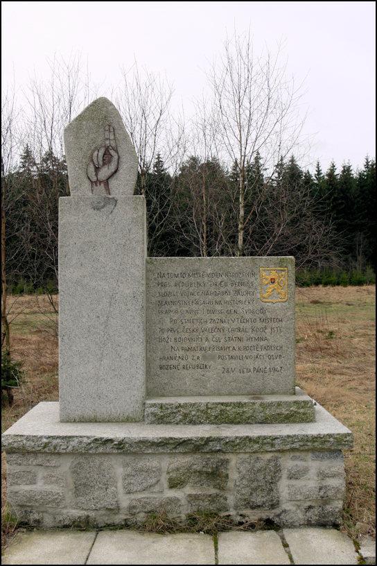 Pomník vojáku
