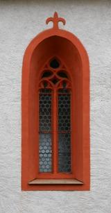 Okno s kružbou