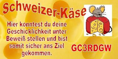 Schweizer-Käse - SC