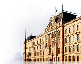 Budova ministerstva obrany